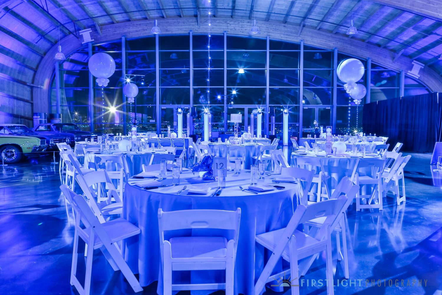 bar-mitzvah-blue-light-car-party